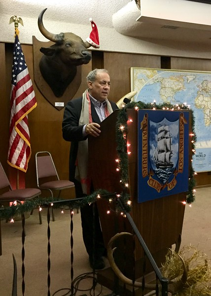 Jeff Holmes, ACLA Past President