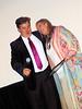 Deborah Rodriguez with Eric Streit