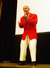ACLA member #1125, Sid Halburn tap dances at 95 years young.