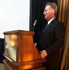 NOHA speaker, John Cruickshank - Engineer/Net Designer.