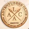 NOHA ACLA Coaster designed & fabricated by Rich Mayfeild