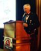 ACLA Vice President, Michael Lawler, opens NOHA.
