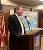 Colonel Greg Raths, USMC (Ret) presentation<br /> January 10, 2019
