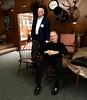 """""""Retiring"""" Treasurer, Martin Bloom"""