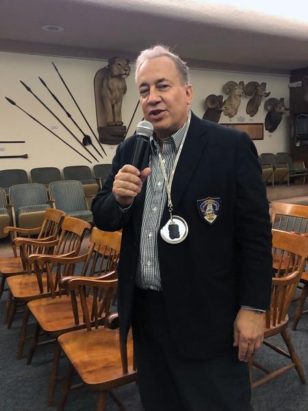 Jeff Holmes, past ACLA president