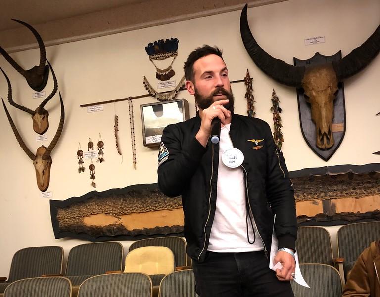 2nd Club Business Meeting<br /> November 7, 2019