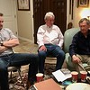 Alec, Dave & Jim<br /> November 3, 2019 Board Meeting<br /> Hosted by Larry Stern<br /> Cerritos, California