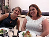 Megan Berkle & friend<br /> Night of High Adventure<br /> Bowers Museum, November 2, 2019