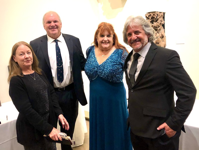 Steve Lawson & friends<br /> Night of High Adventure<br /> Bowers Museum, November 2, 2019