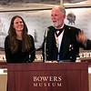 Michael Lawler, with Mehgan Heaney-Grier<br /> Night of High Adventure<br /> Bowers Museum, November 2, 2019