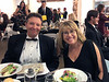 Chuck Brill & wife, Jennifer<br /> Night of High Adventure<br /> Bowers Museum, November 2, 2019