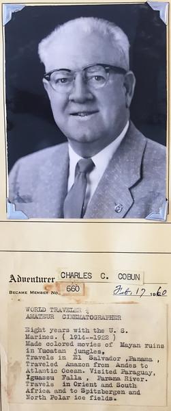 Cobun, Charles