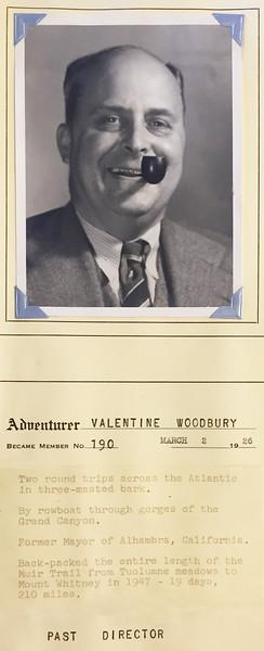 Woodbury, Valentine