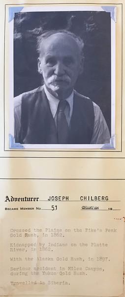 Chilberg, Josheph