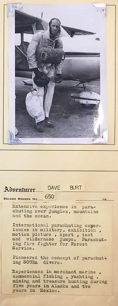 Burt, Dave