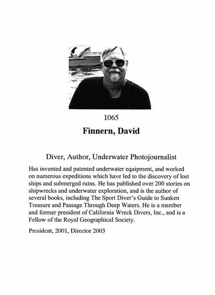 Finnern, David