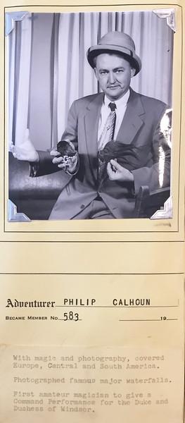 Calhoun, Philip