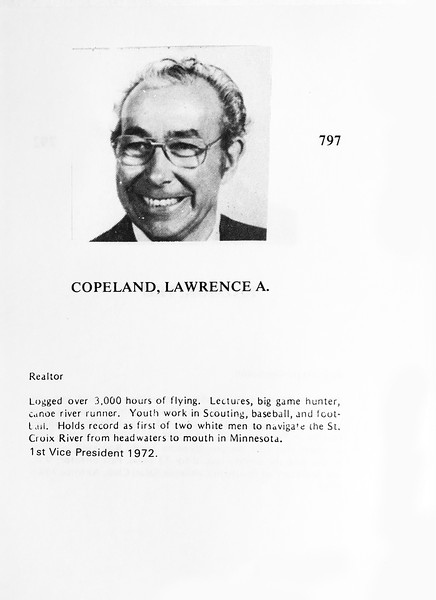 Copeland, Lawrence