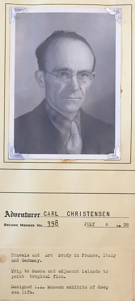 Christensen, Carl