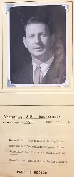 Dannaldson, Jim