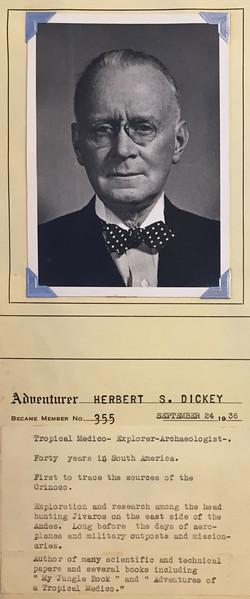 Dickey, Herbert