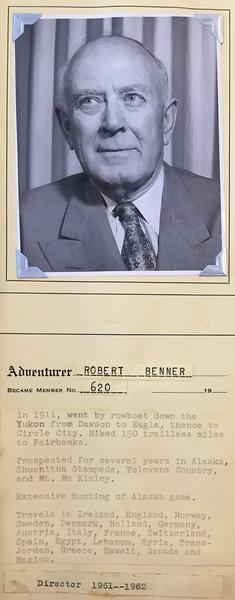Benner, Robert