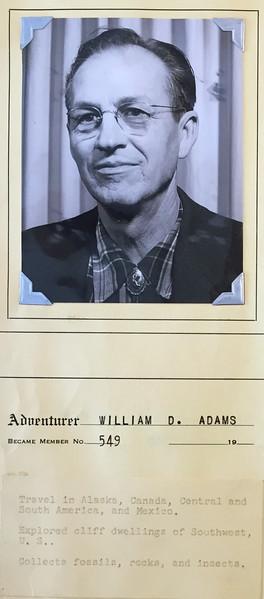 Adams, William
