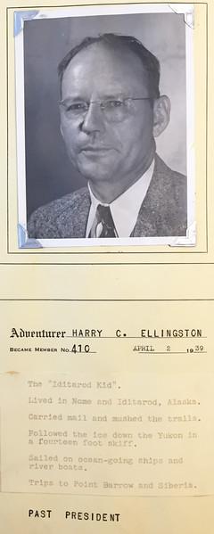 Ellingston, Harry