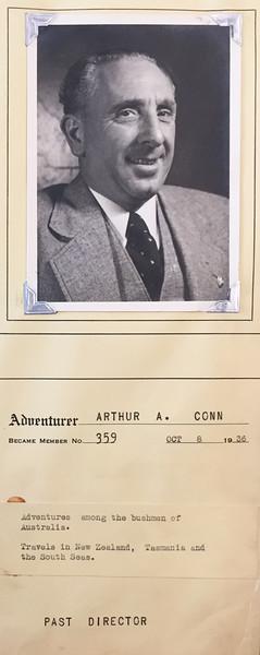 Conn, Arthur