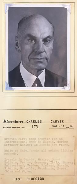 Carver, Charles