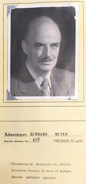 Meyer, Gerhard
