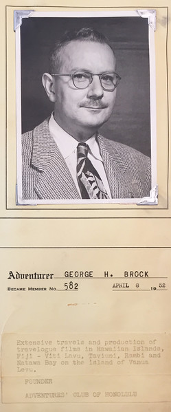 Brock, George