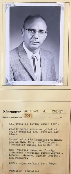 Cheney, William