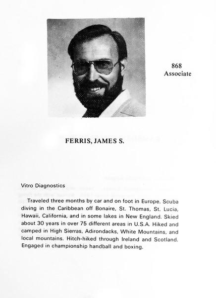 Ferris, James