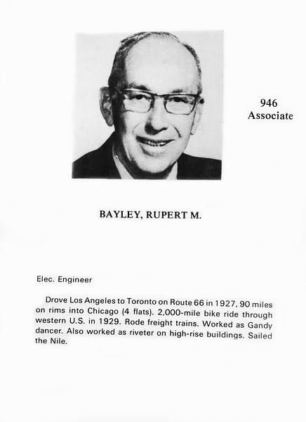 Bayley, Rupert