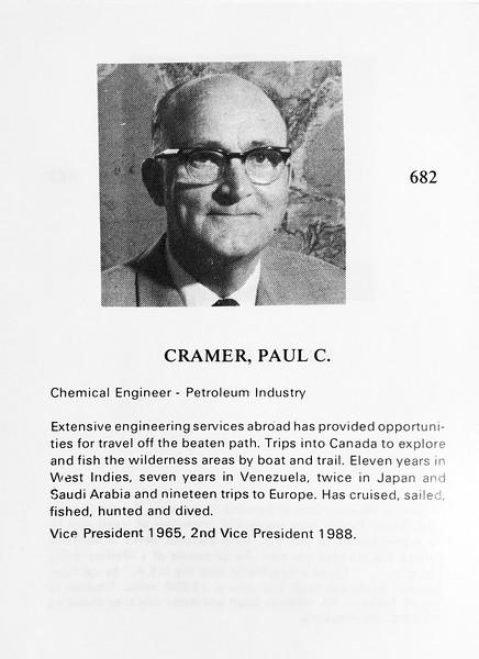 Cramer, Paul