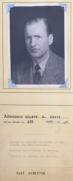 Davis, Selwyn