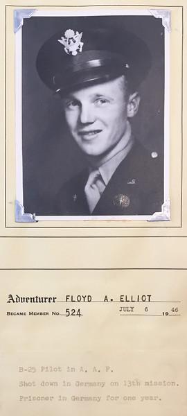 Elliot, Floyd