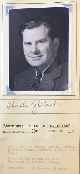 Clarke, Charles