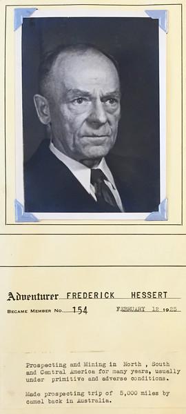 Hessert, Frederick