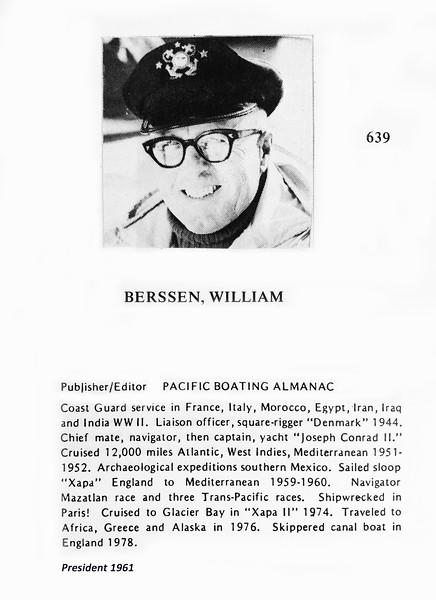 Berssen, William