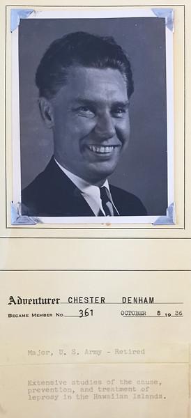 Denham, Chester