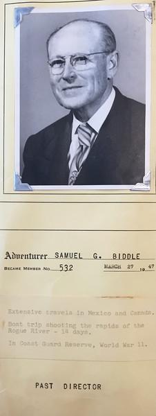 Biddle, Samuel