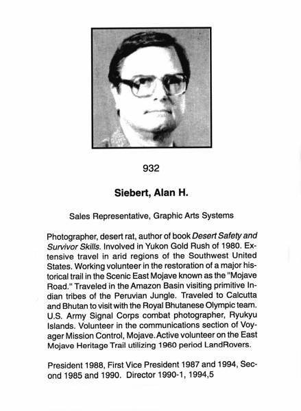Siebert, Alan H.