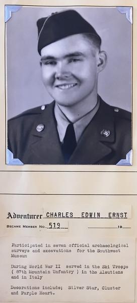 Ernst, Charles