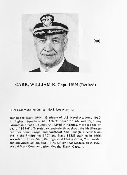 Carr, William K.