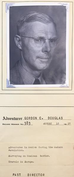 Douglas, Gordon
