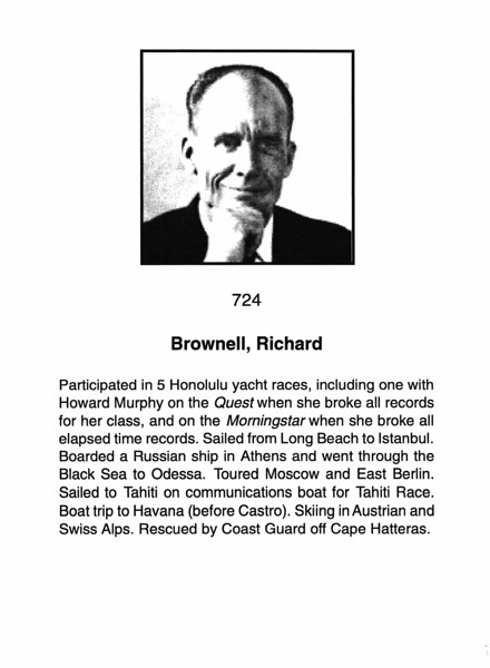 Brownell, Richard