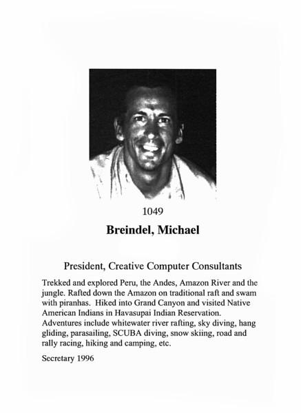 Breindel, Michael