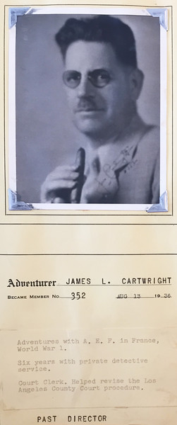 Cartwright, James